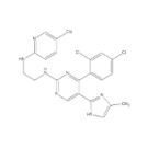 CHIR99021 Structure